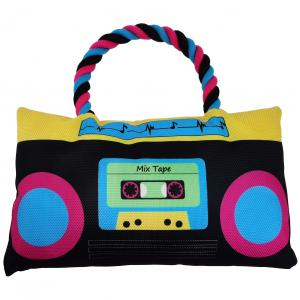 Bark-a-boo  Totally Pawsome Radio W Rope Handle