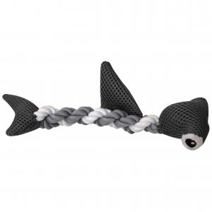 Bark-a-boo  Long Hammerhead Shark Dog Toy
