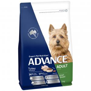 Advance  Toy & Small Breed Adult Turkey Dry Dog Food