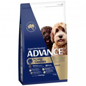Advance  Large Oodles Salmon With Rice Dry Dog Food