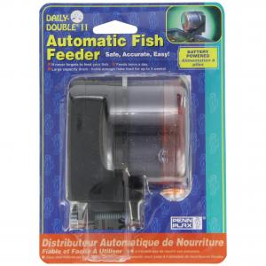 Penn Plax  Daily Double Fish Feeder