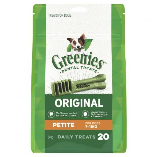 Greenies Greenies - Petite - Dental Chews for Small Dogs thumbnail