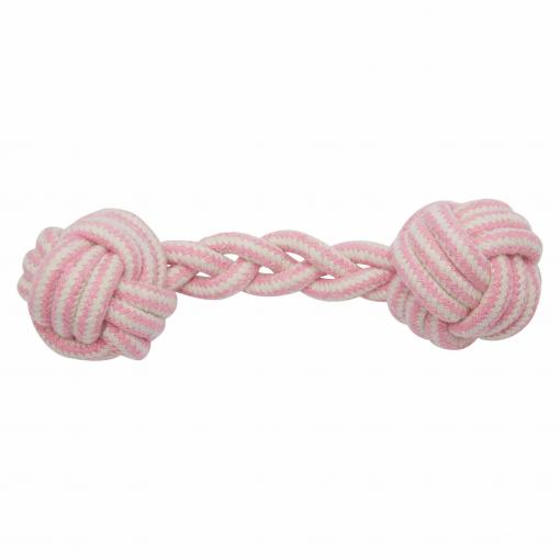 LEXI & ME Lexi & Me Rope Toy Double Knot Bone thumbnail