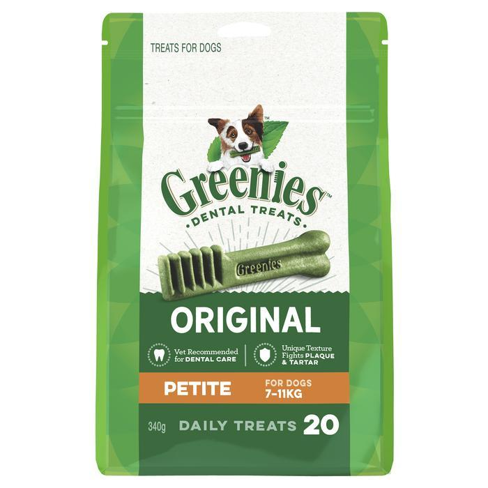 Greenies Greenies - Petite - Dental Chews for Small Dogs